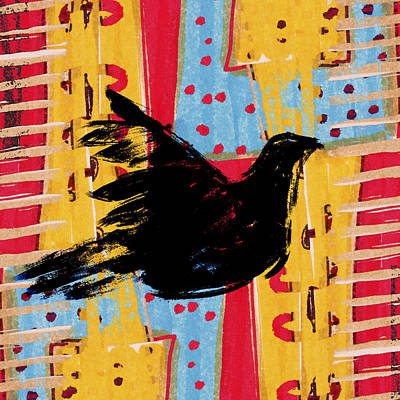 Peace Dove 3 Poster by Carol Leigh
