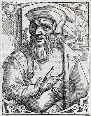 Pedro Navarro, Spanish General Poster