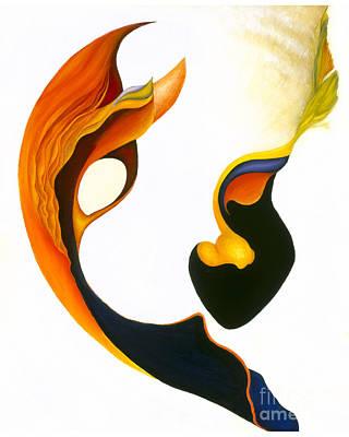 Peek-a-boo Poster by Joanna Pregon