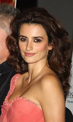 Penelope Cruz At Arrivals For Screening Poster by Everett