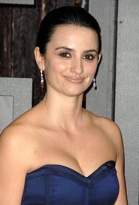 Penelope Cruz At Arrivals For The 14th Poster by Everett