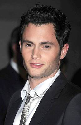 Penn Badgley At Arrivals For Fashion Poster