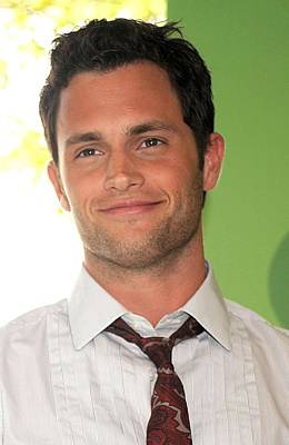 Penn Badgley At Arrivals For Part 1 - Poster by Everett