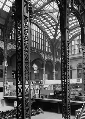 Pennsylvania Station, Interior, New Poster