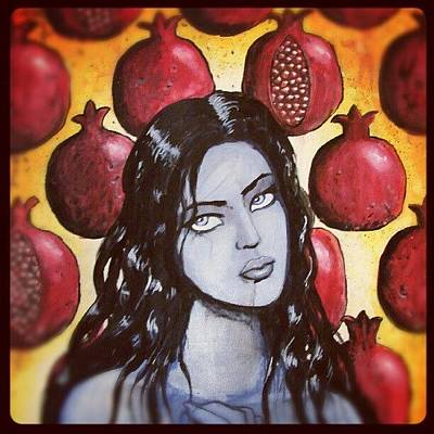 Persephone Poster