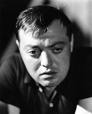 Peter Lorre, Ca. Early 1940s Poster