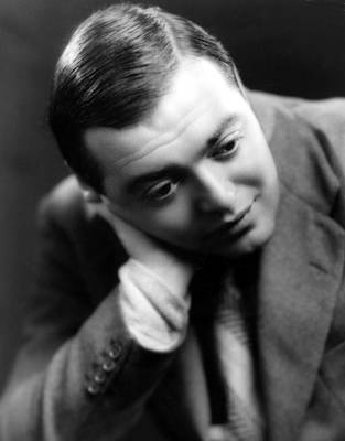 Peter Lorre, Photo Dated 1935 Poster