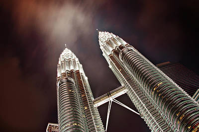 Petronas Towers Poster by Smerindo_schultzpax