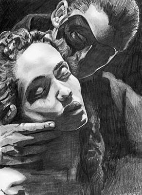 Phantom Poster by Sarah Kemp