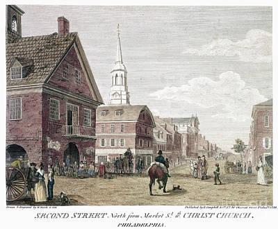 Philadelphia: Birch, 1799 Poster by Granger