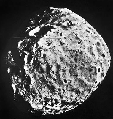 Phobos Poster by Ria Novosti