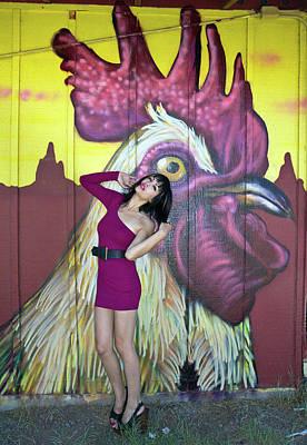 Pink Grafiti 1 Poster