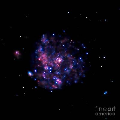 Pinwheel Galaxy Poster