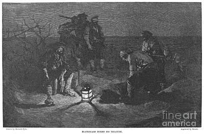 Pirates: Blackbeard Poster