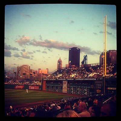 Pittsburgh Pirates At Pnc Park Poster
