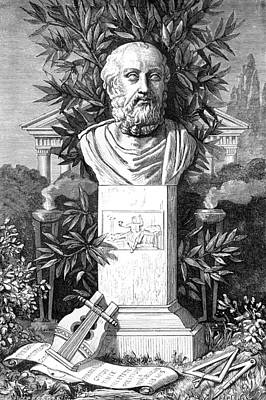 Plato, Ancient Greek Philosopher Poster by