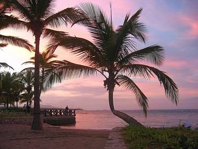 Playa Dorada Sunset 0681 Poster by Maciek Froncisz