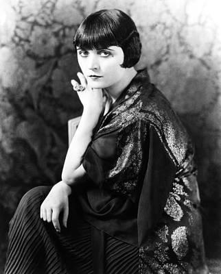 Pola Negri, Mid-1920s Poster