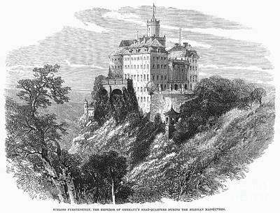 Poland: Castle Poster