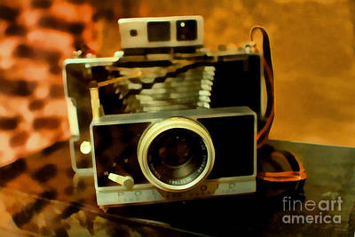 Polaroid Land Camera Model 100 . 7d13289 Poster