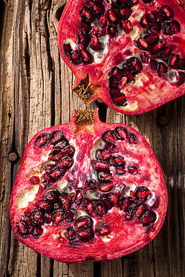 Pomegranate Poster