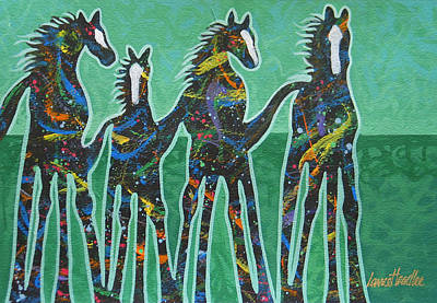 Pony Pastures Poster