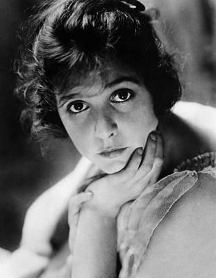 Poppy, Norma Talmadge, 1917 Poster by Everett