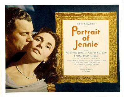 Portrait Of Jennie, Joseph Cotten Poster