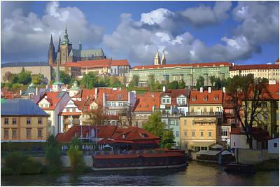 Prague Dreams Poster