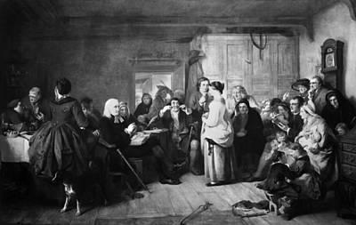 Presbyterianism 1847 Poster