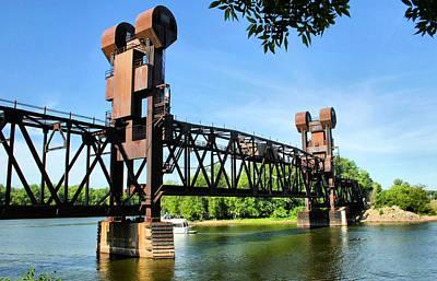 Prescott Lift Bridge Poster