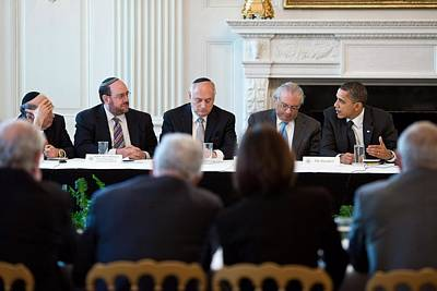 President Barack Obama Meets Poster