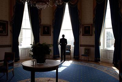 President Barack Obama The Day Poster by Everett