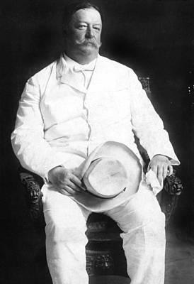 President William Howard Taft, 13008 Poster by Everett