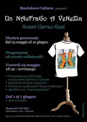 Programma Ed Eventi Collaterali Poster by Arte Venezia