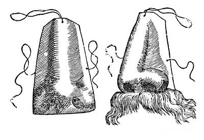 Prosthetic Noses, 1628 Poster by Science Source