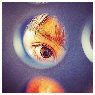 #puissance4 #eye #game #kid Poster