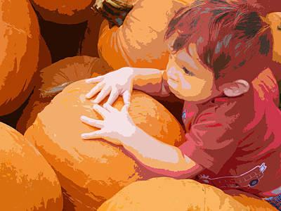 Pumpkin Fun Poster