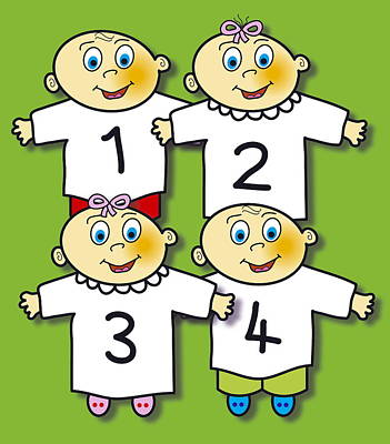 Quadruplets Poster