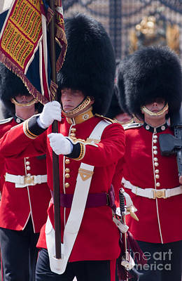 Queens Guards Poster
