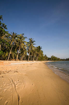 Quiet Ong Lang Beach Is Unspoiled Poster