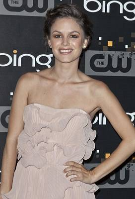 Rachel Bilson At Arrivals For Bing Poster