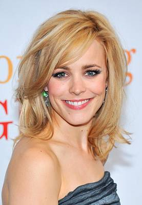 Rachel Mcadams At Arrivals For Morning Poster