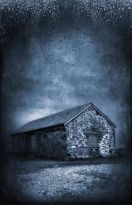 Rain Poster by Svetlana Sewell