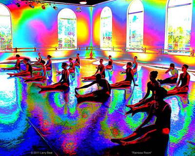 Rainbow Room Poster