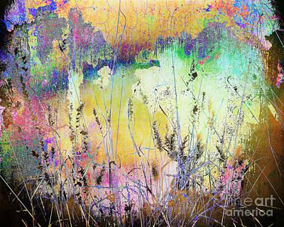 Rainbows End Poster by Arne Hansen