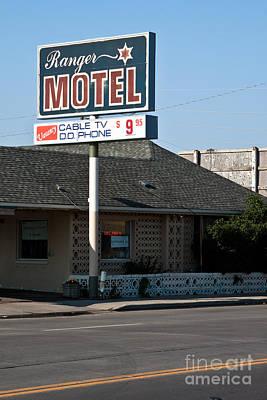 Ranger Motel Poster