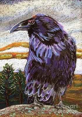 Raven Spirit Poster by Harriet Peck Taylor