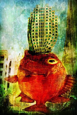 Ravenous Poster by Spokenin RED