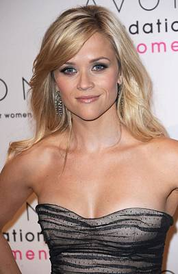 Reese Witherspoon At Arrivals For 10th Poster by Everett